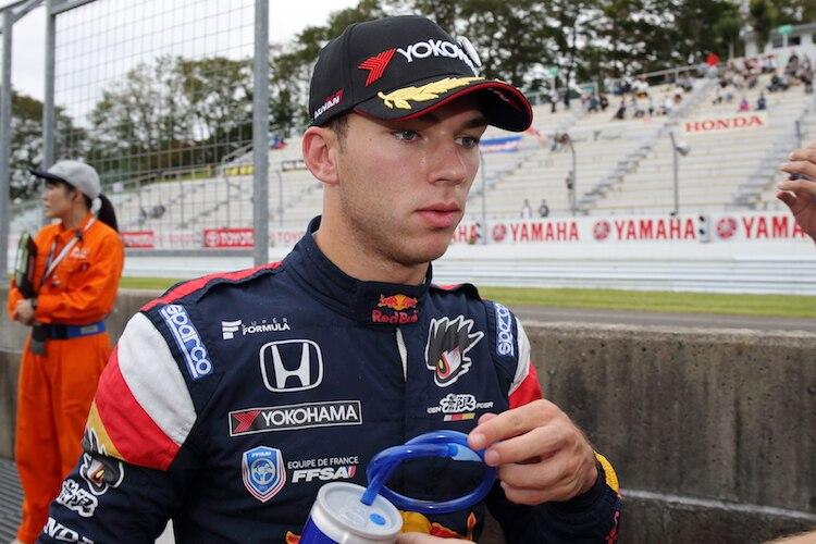 Kwjat abserviert! Junior fährt jetzt Toro Rosso