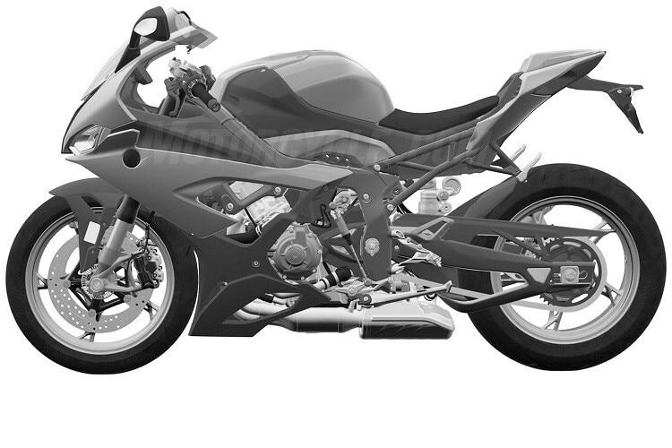 Der Neue Massstab Bmw Bringt 2019 Eine Neue S1000rr Superbike Wm
