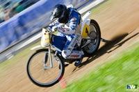 Max Dilger fährt für das City Team auf der Langbahn