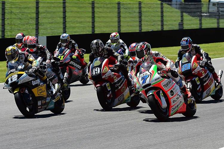 Moto2 Fahrer