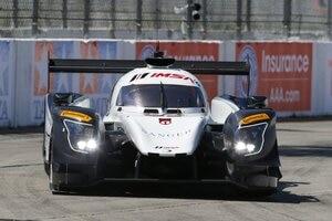 Der Ligier JS P217 von PR1/Mathiasen Motorsports
