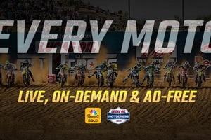 Das macht Spaß: US-Motocross live und ohne Werbung