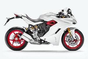 Die Ducati SuperSport - Ab Frühjahr 2017 bei ihrem Händler