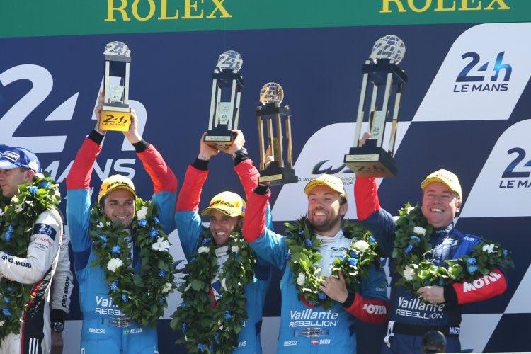 Rebellion verliert Podestplatz in Le Mans