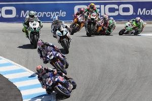 Yamaha, BMW und Honda kämpfen um «Best of the Rest»: Kawasaki und Ducati sind längst enteilt