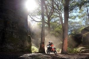 Neu auch in Europa: KTM Adventure Rally