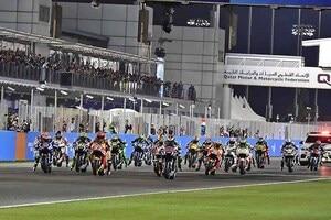 In Katar beginnt auch 2017 die MotoGP-Saison unter Flutlicht