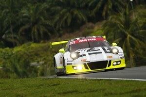 Der Porsche 911 GT3 R bei den 12h von Sepang