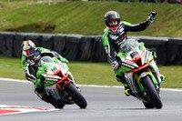 Luke Mossey und Leon Haslam sorgten für einen JG Speedfit Kawasaki-Doppelsieg