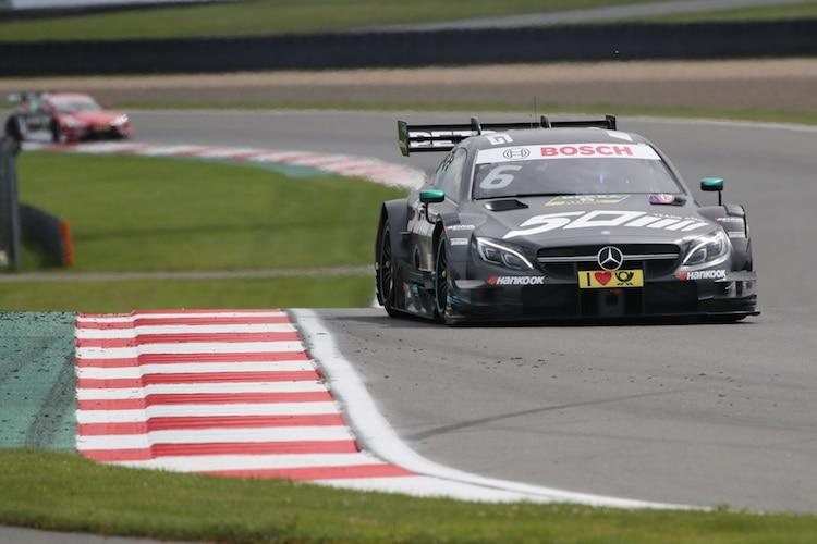 Spengler startet bei DTM in Moskau von Pole Position