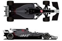 So sieht der Haas-Renner ab Monaco aus
