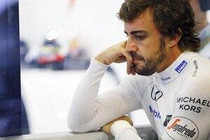 Fernando Alonso weiss noch nicht, ob der neue Motor kommt