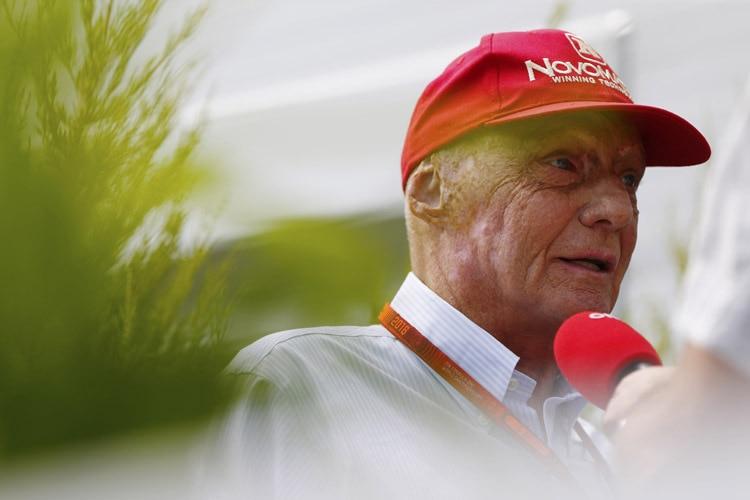 Неисполнительный директор Mercedes AMG Ники Лауда