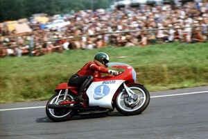 Sachsenring 1971: Giacomo Agostini (MV Agusta 350ccm)