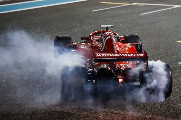 Ferrari ärger In Melbourne Wegen Tabakwerbeverbotformel 1 Speedweek