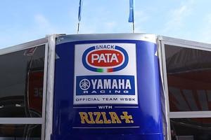 Pata Yamaha ist das neue zu Hause von Michael van der Mark