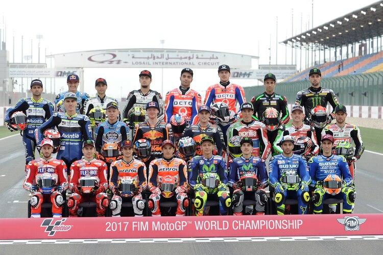 Alex Hofmann: «Vier Titelanwärter, acht Siegfahrer»/MotoGP SPEEDWEEK