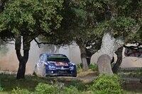 Hattrick-Sieg für Sébastien Ogier auf Sardinien