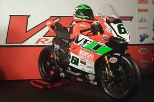So sieht die VFT Ducati 2016 aus