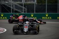 Fernando Alonso im letztjährigen McLaren