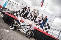BMW S 1000 RR Cup: Der Vorjahres-Vize Tobias Kollan führt mit maximaler Punktausbeute
