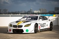 Das BMW M6 GTLM Art Car