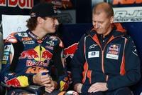 Moto3-WM-Leader Jack Miller mit Teamchef Aki Ajo