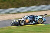 Triumph in der GTE-Am-Wertung für den Porsche 911 RSR von Dempsey-Proton Racing