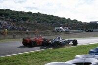 Schumacher gegen Villeneuve in Jerez 1997