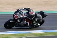Joe Roberts gestern in Jerez