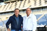 Sepp Meier und Sepp Hofmann verkauften die Rennstrecke an die DEKRA