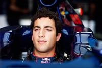 Daniel Ricciardo muss sich keine Sorgen machen