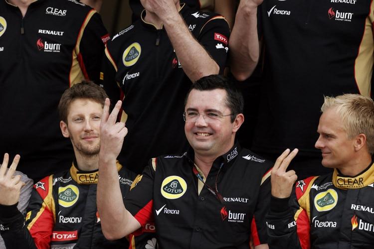 Sponsoring-Sorgen? Formel-1-Teamchefs dementieren/Formel 1 SPEEDWEEK