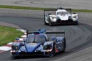 Anstatt mit dem Riley MK.30 (vorne) fährt Visit Florida Racing ab sofort mit dem Ligier JS P217 (hinten)