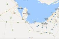 Katar ist auf dem Landweg nicht mehr zu erreichen, die Grenzen wurden dicht gemacht