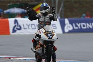 John McPhee feierte in Brünn seinen ersten GP-Sieg