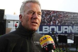 Christian Danner, fester Bestandteil des RTL-Teams