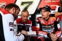 Chaz Davies erhielt einen MotoGP-Test