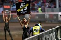 Nach dem ersten Startversuch im Finale wurde Jason Doyle verwarnt