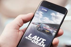 Die neue DTM-App ist da