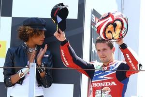 «Ich habe das Talent für Moto2», glaubt Patrick Jacobsen