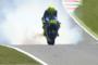Mugello: Valentino Rossis Siegchance ging in Rauch auf