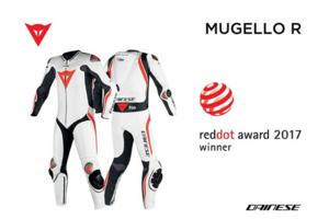 Der Mugello R D-air ist der neue Profi-Rennanzug von Dainese