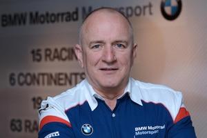 BMW-Rennchef Berthold Hauser