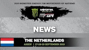 Motocross der Nationen 2019 Assen - MXGP und MX2 Highlights Rennen