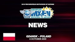Motocross der Nationen-EM Gdansk 2019 - Highlights