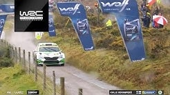 WRC2 2019 Wales - Event Highlights