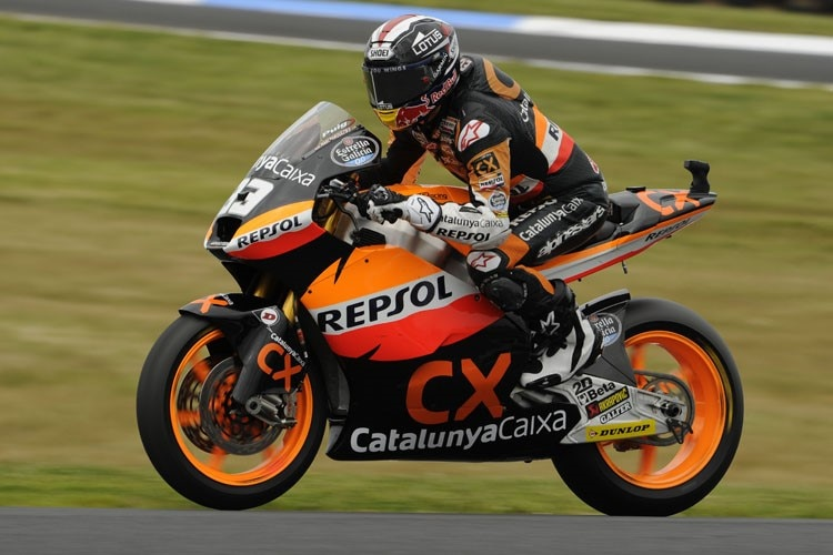 Moto2-Weltmeister 2012: Marc Marquez