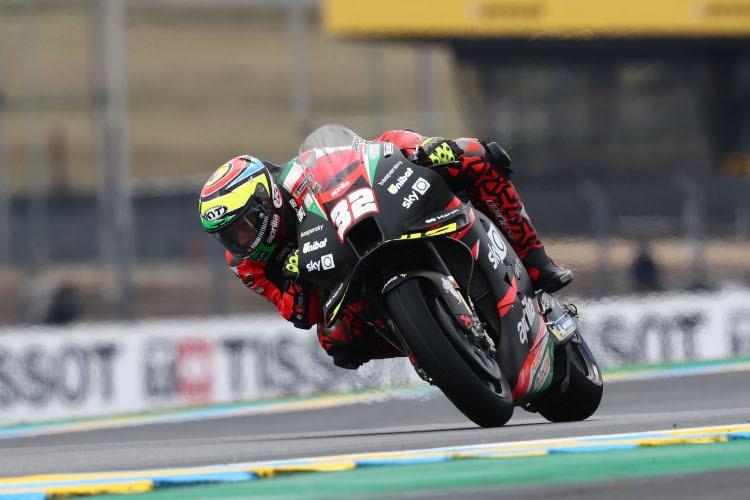 Lorenzo Savadori a créé la surprise dans des conditions difficiles au Mans