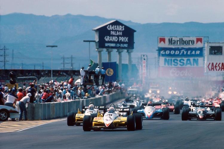 Formel-1-CEO Stefano Domenicali: Las Vegas ab 2023?